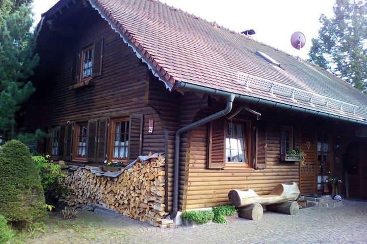 Hengstler' s Blockhaus ( nähe HFU,Messe,MH-Trossi)