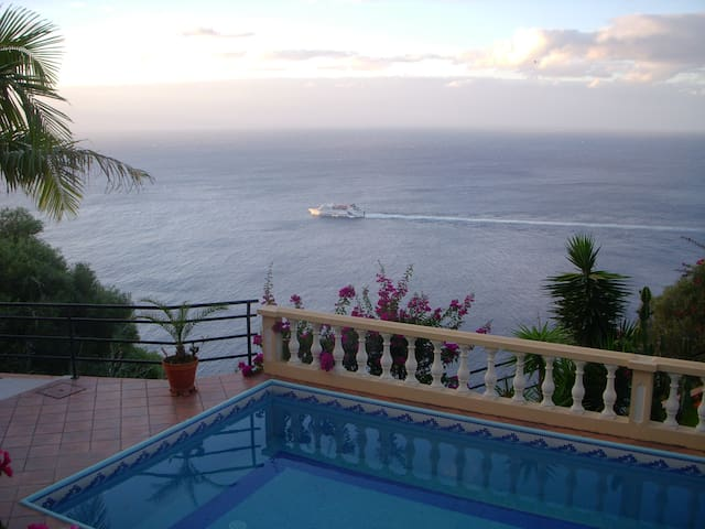 Villa Montanha - Funchal - House