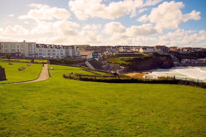 Dog Friendly Apartment In Crest Court, Newquay