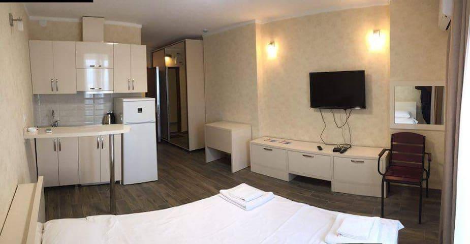 Cтудия в комплексе ORBI Residence - Batumi - Serviced flat