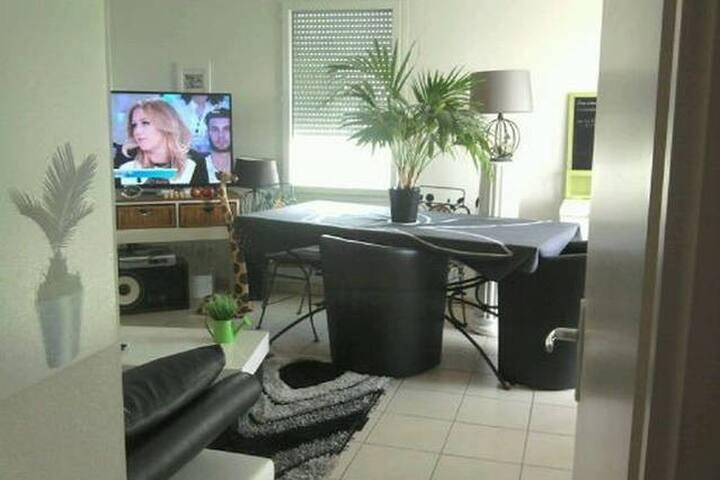 Appartement agréable et calme - Rezé - Appartement