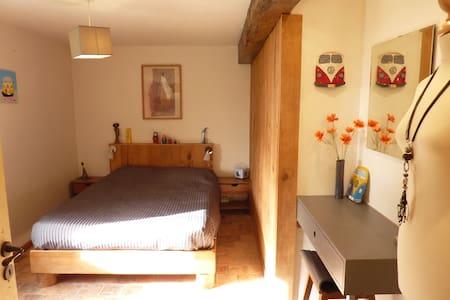 Chambre à la campagne 20 mn Angers - Mozé-sur-Louet