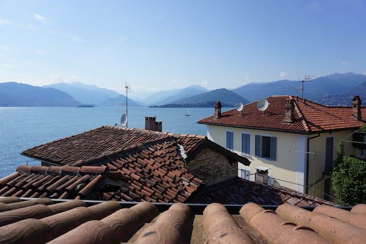 Corte Fantoni - studio in Cerro Lake Maggiore