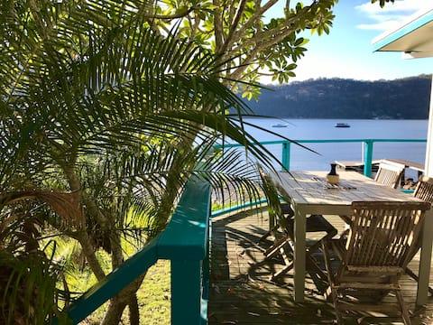 Watermark, #magical island getaway- on the beach