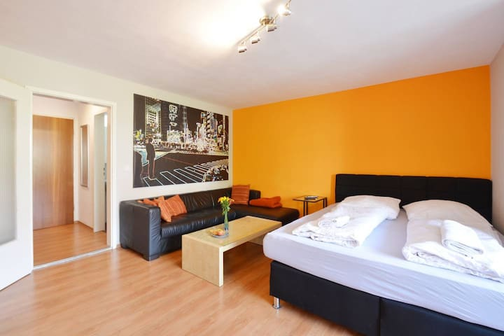 Cozy Studio Apartment in the Heart of Munich