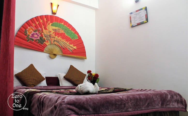 Cozy 2BDR std in the Hills - East Sikkim - Apartamento