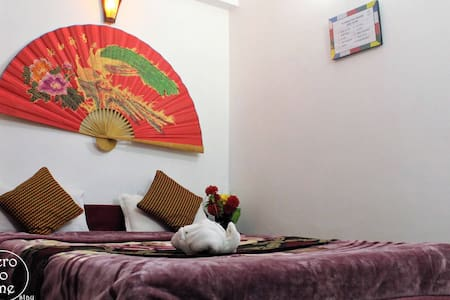 Cozy 2BDR std in the Hills - East Sikkim - Appartement