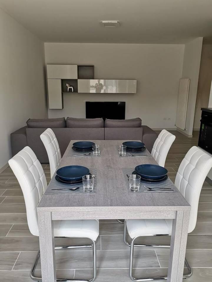 Ticino apartment
