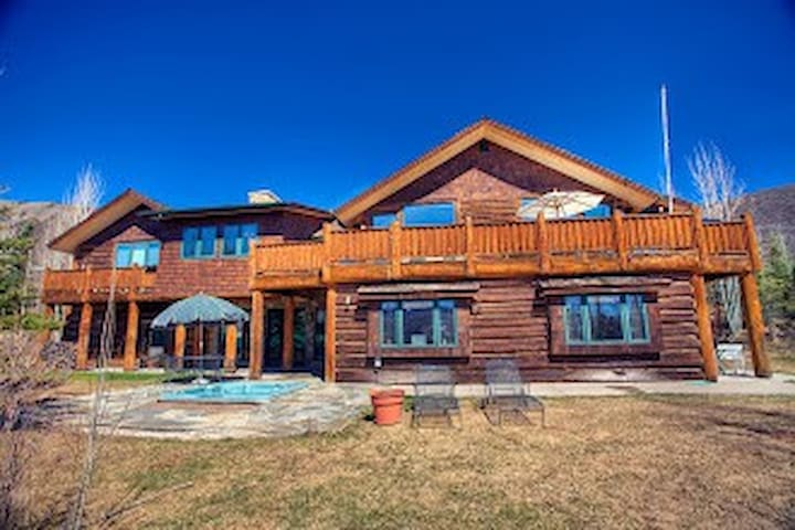 Mountain Home in Snowmass Village (Horse Ranch)