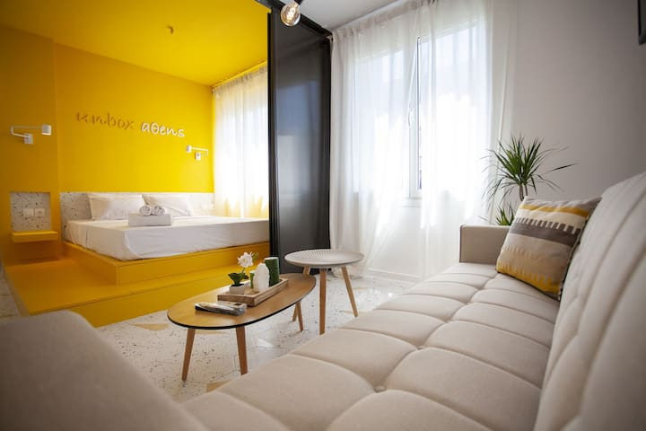 NJoy apartment perfectly renovated