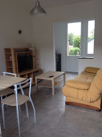 Duplex proche Dieppe / Penly - 76370 - Appartement