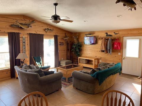 The Ultimate Northwoods Experience