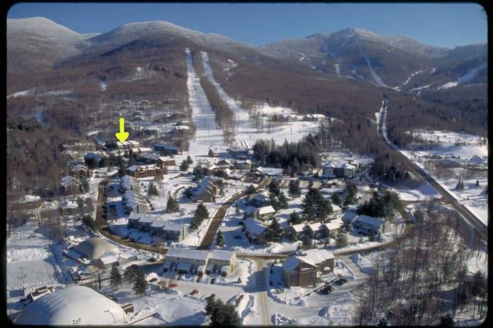 Smugglers Notch VT Resort Morse Village Condo