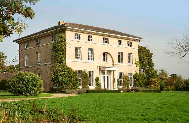Stylish Apartment In Country House Near Southwold