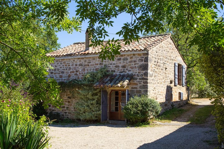 Fontblanque-two cottages with pool! - Penne