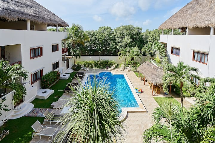 Tulum Jungle Luxury Loft Pool View