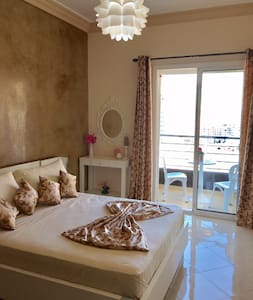 New Apartment in the Heart of Tangier (Corniche) - Tanger - อพาร์ทเมนท์