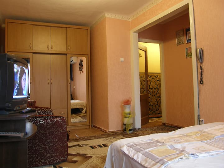 Уютная квартира в Донецке Калиниский район