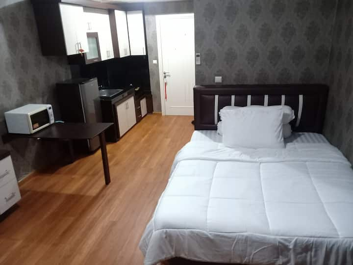 Cozy Stay at Silkwood Residences Alam Sutera