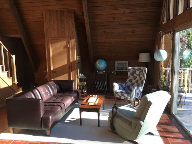 Callaway Calling, Restorative Midcentury Retreat - Pine Mountain - Kulübe