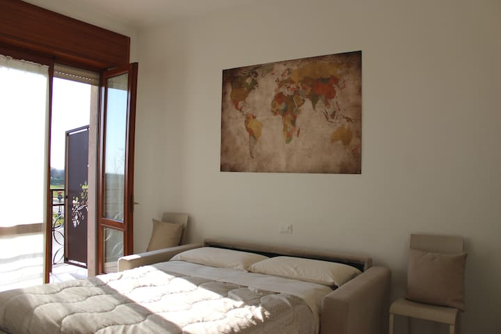 Wonderful Flat - Brusaporto - Apartemen