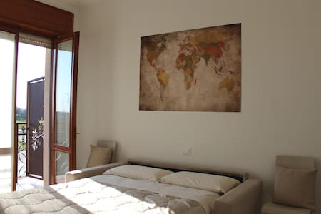 Wonderful Flat - Brusaporto - Appartement