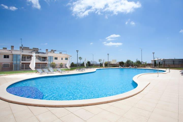 apartamento de lujo en zona golf - Palma de Mallorca  - Lakás
