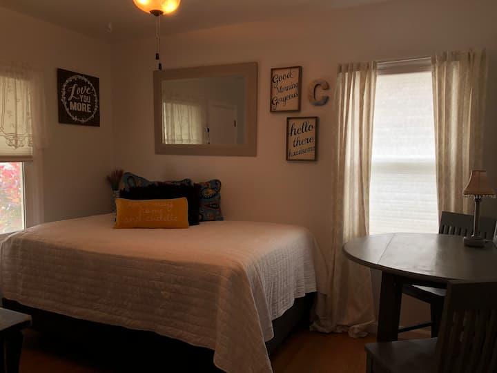 Full Bed Bedroom SLC Sugarhouse