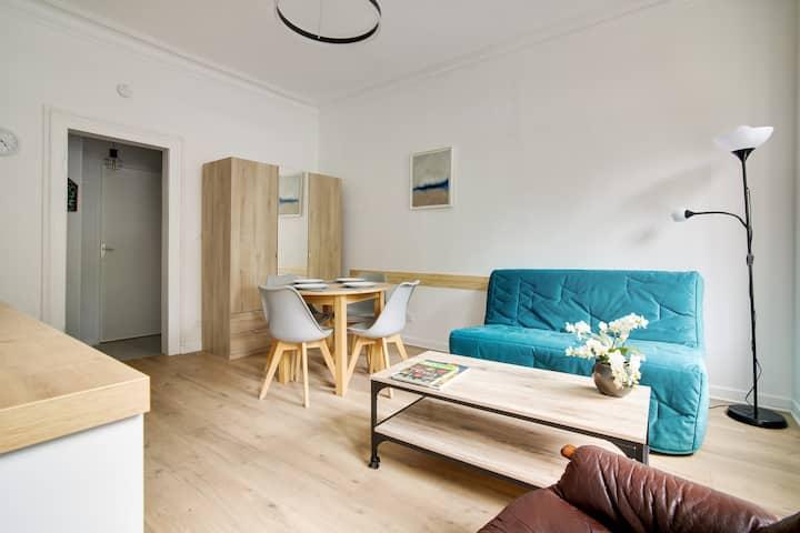 Appartement moderne et accueillant à Strasbourg