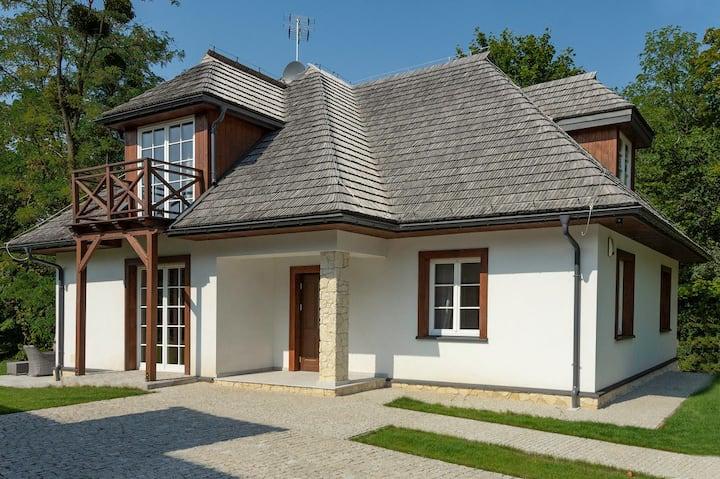 Zamkowe Wzgórze Dom nr 5 - Kazimierz Dolny