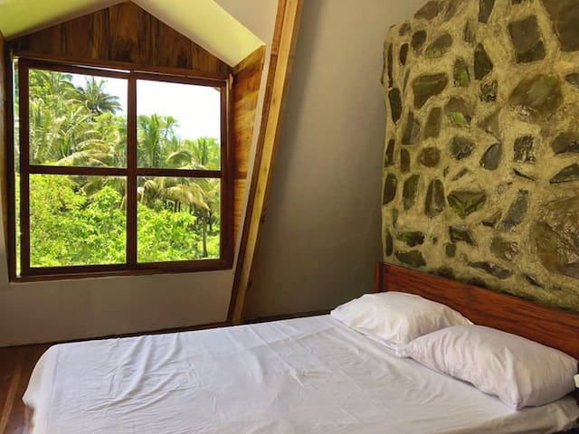 Camiguin Volcano houses A-frame Mountain view room