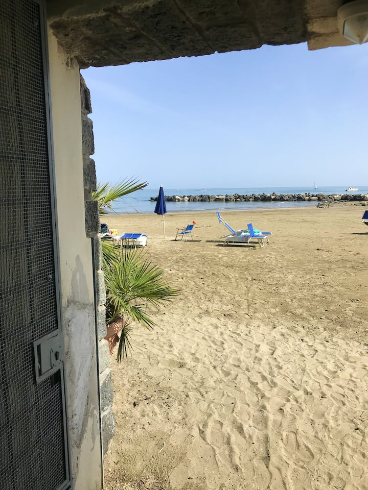 Apartment with one bedroom in Nettuno - 1 m from the beach