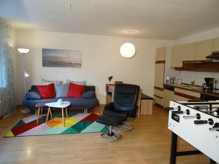 Gästewohnung Leinetal - sehr ruhig & schön gelegen
