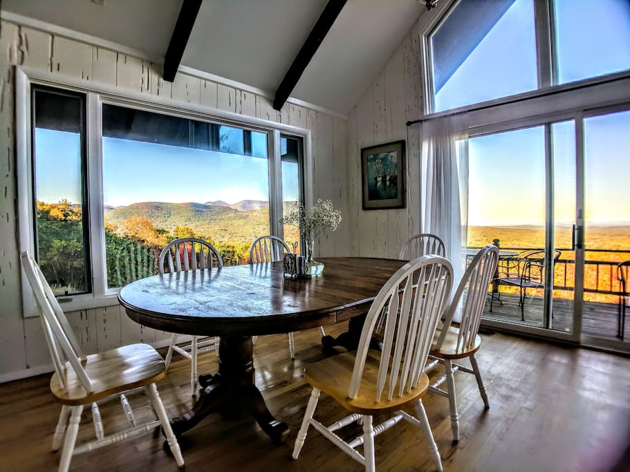 Mountain & valley views from every room