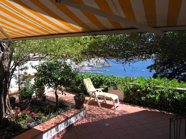 GREEN HOUSE - 6 days minimum rent - Amalfi - Flat
