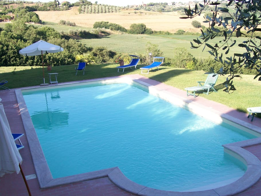 Countryside Near Lake Appartments Apartments For Rent In Gioiella Umbria Italy