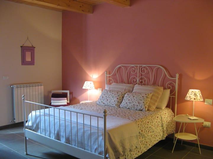 La Mariposa B&B -Rose Room