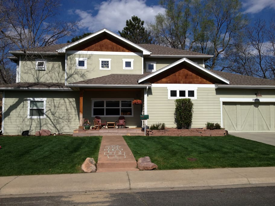 Beautiful Home In Central Boulder Houses For Rent In