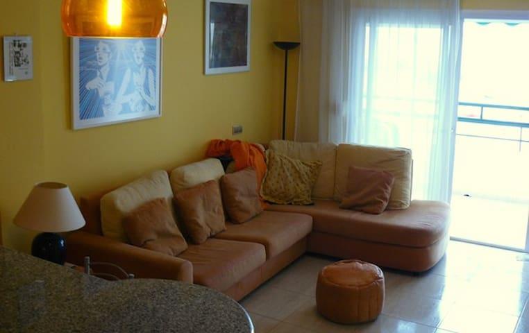 APARTAMENTO CON PISCINA EN LA BAHÍA - Sant Josep de sa Talaia - Apartment
