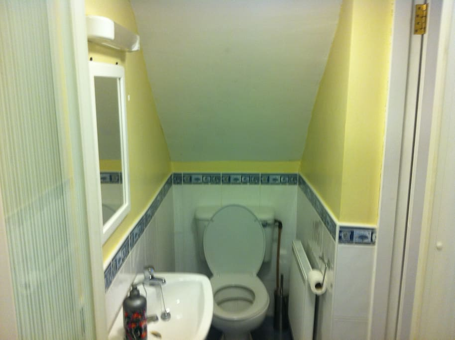 PRIVATE ROOMS WITH BATHROOMS