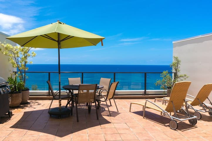 Gorgeous Unobstructed Ocean view - Princeville - Apartment