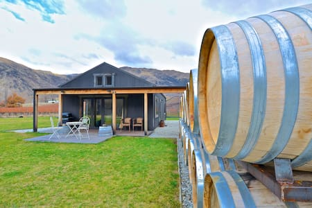 Pagan Vines Vineyard Accommodation - Gibbston - Casa