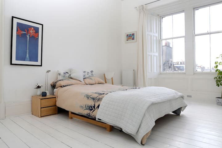 Spacious room, Edinburgh's seaside - Edinburgh - Byt