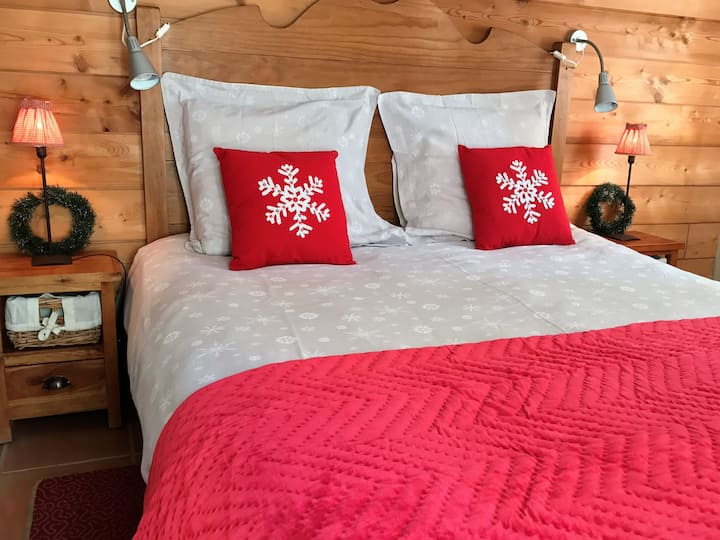 Wood Style double/twin room Sapin
