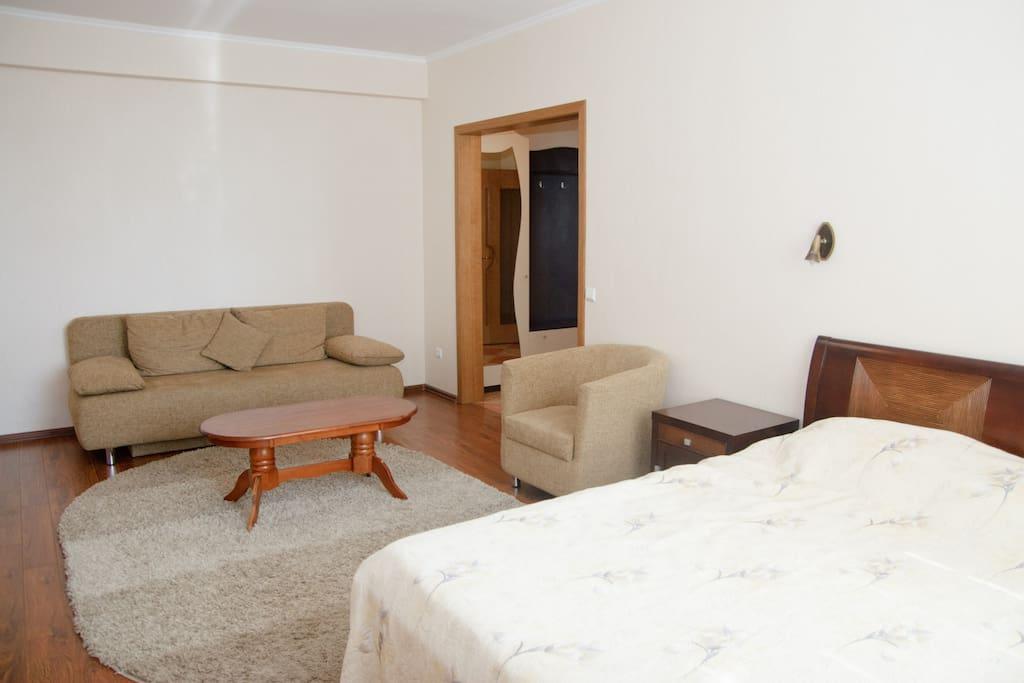 One bedroom apartment in Chisinau