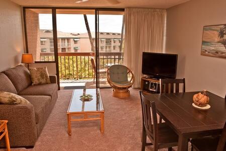 Maui Vista 3202 - Cozy Budget-Friendly Condo - Kihei - Departamento