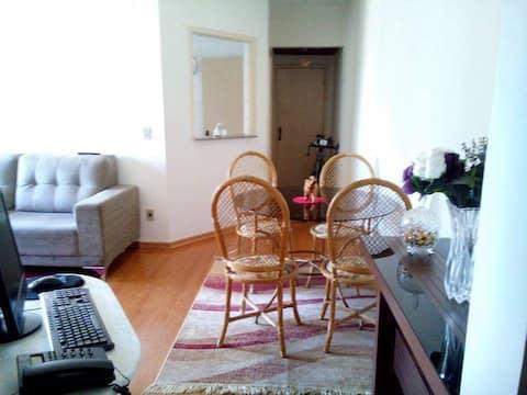 Apartamento completo com Wi-fi
