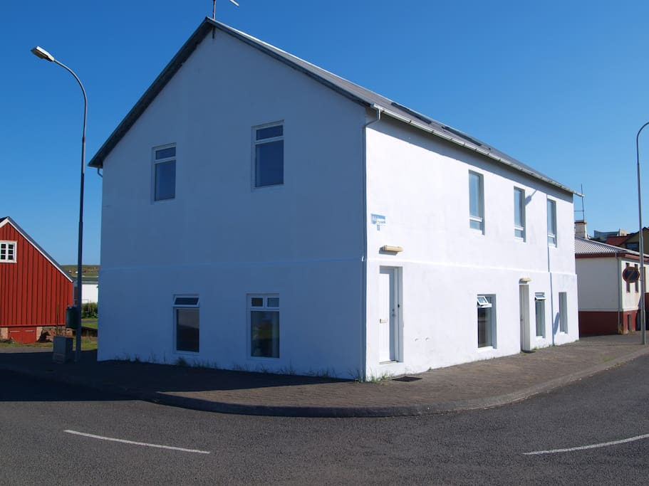Guesthouse Daniel - situated right next to one of the oldest houses in Iceland