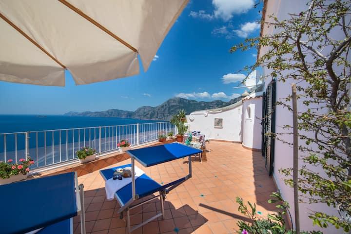 Marincanto - Whole apartment with seaview