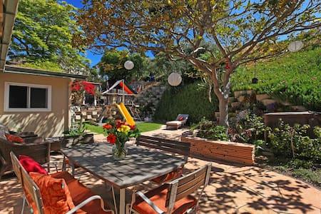 La Jolla Kid Friendly Beach House
